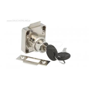 Zámok Siso X856 19x22mm 14.01.481-0