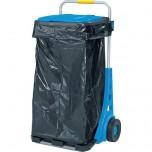 Vozik AQUACRAFT® 380842, na záhradný odpad Odpadkový kôš